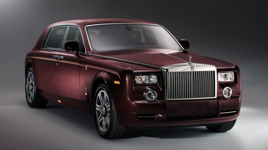 rolls royce sells out of million dollar year of the dragon. Black Bedroom Furniture Sets. Home Design Ideas
