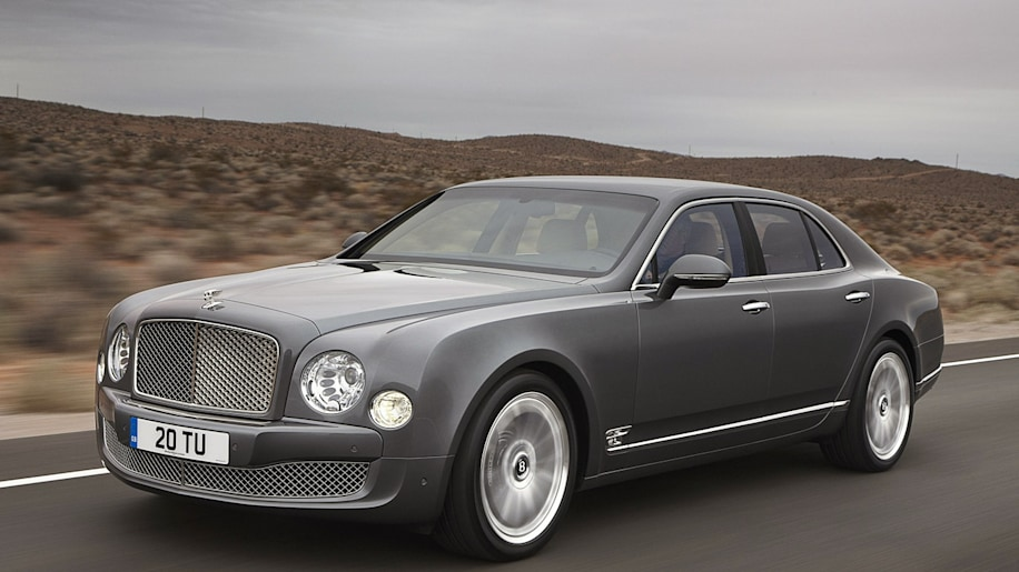 2013 Bentley Mulsanne Mulliner Driving Specification slated for ...