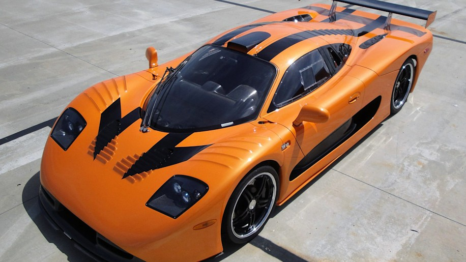 Mosler MT900S Photon limited to one car per year - Autoblog