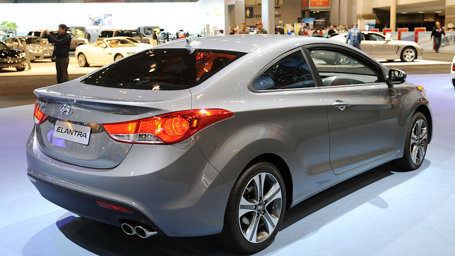 Used Certified Pre Owned Hyundai Elantra Coupe For Sale