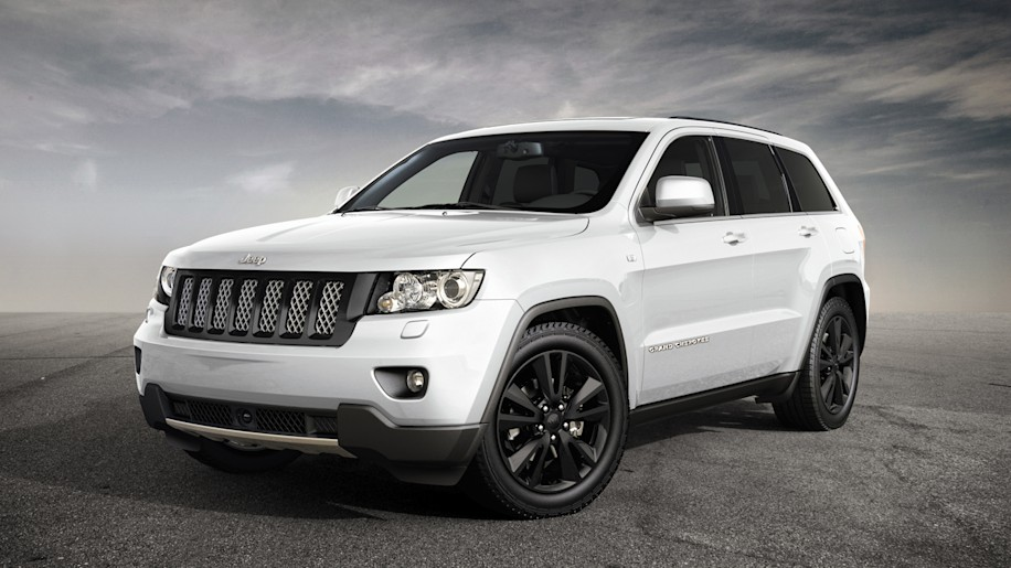 Jeep bringing pair of black and white &quot-production-intent&quot- concepts ...