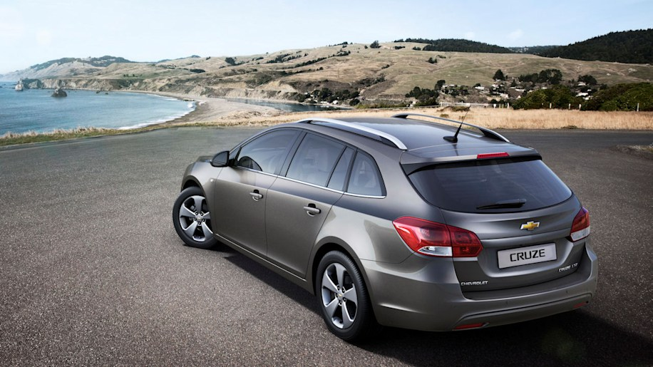 Chevy Cruze Wagon