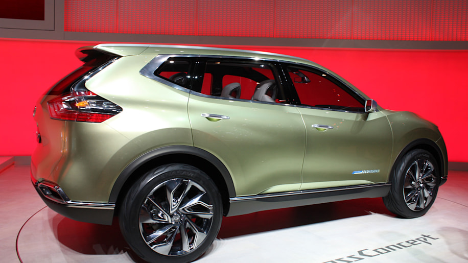 Nissan Confirms Next Gen Rogue Will Be Built In Tennessee