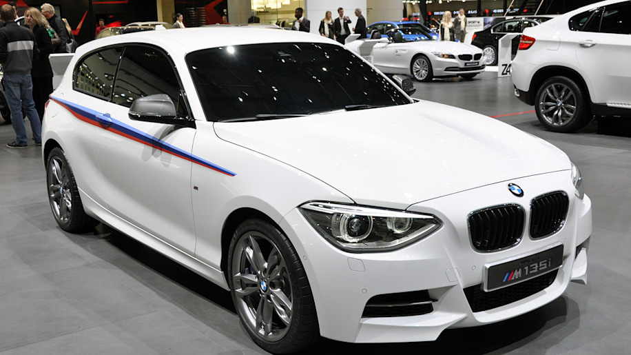 BMW M135i Concept is a behatched successor to our favorite 1er ...