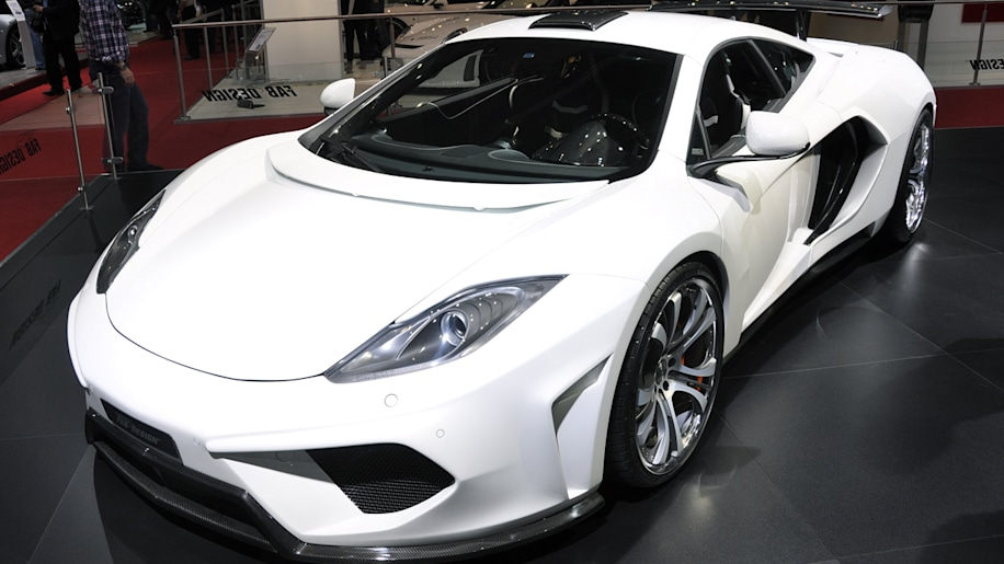 mclaren mp4 12c terso shows fab design 39 s good side autoblog. Black Bedroom Furniture Sets. Home Design Ideas