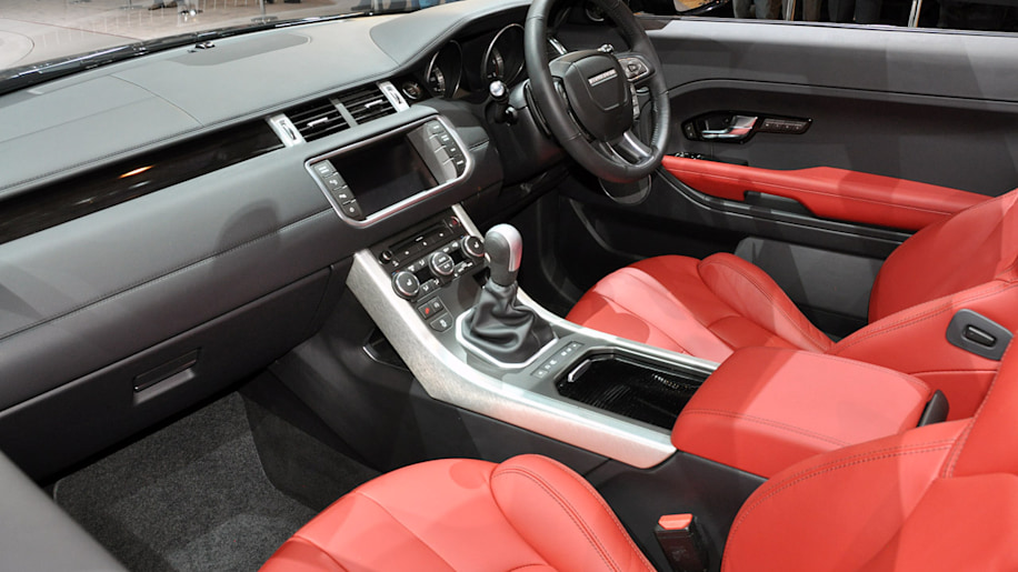Land Rover to decide soon on production Evoque Convertible