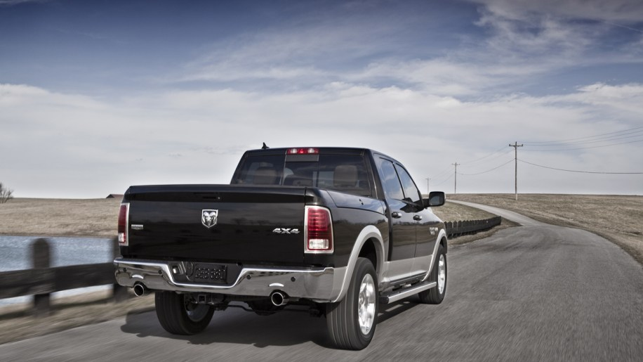 2013 ram 1500 unveiled with eight speed auto start stop air suspension w videos autoblog. Black Bedroom Furniture Sets. Home Design Ideas