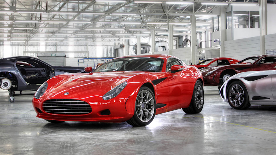 perana z one resurfaces with ac badge as 378 gt zagato autoblog. Black Bedroom Furniture Sets. Home Design Ideas