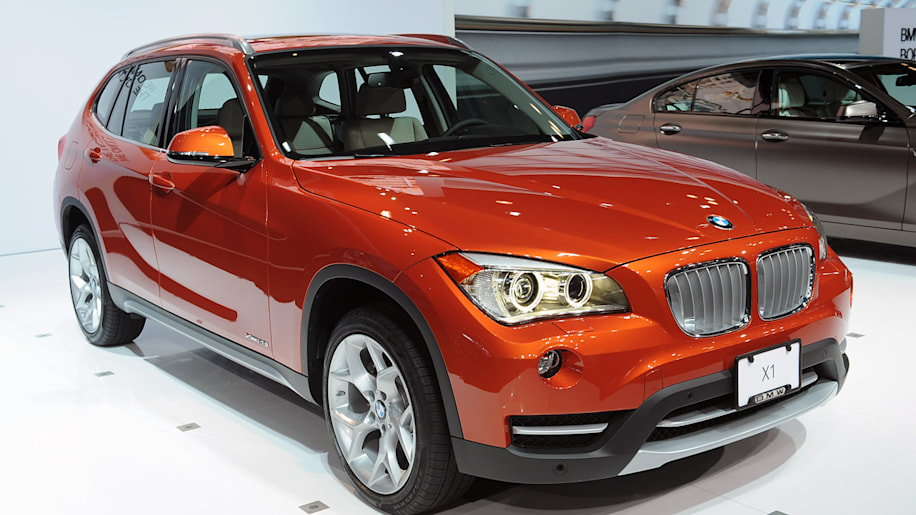 2013 Bmw X1 Becomes America S Most Affordable Bavarian Cuv