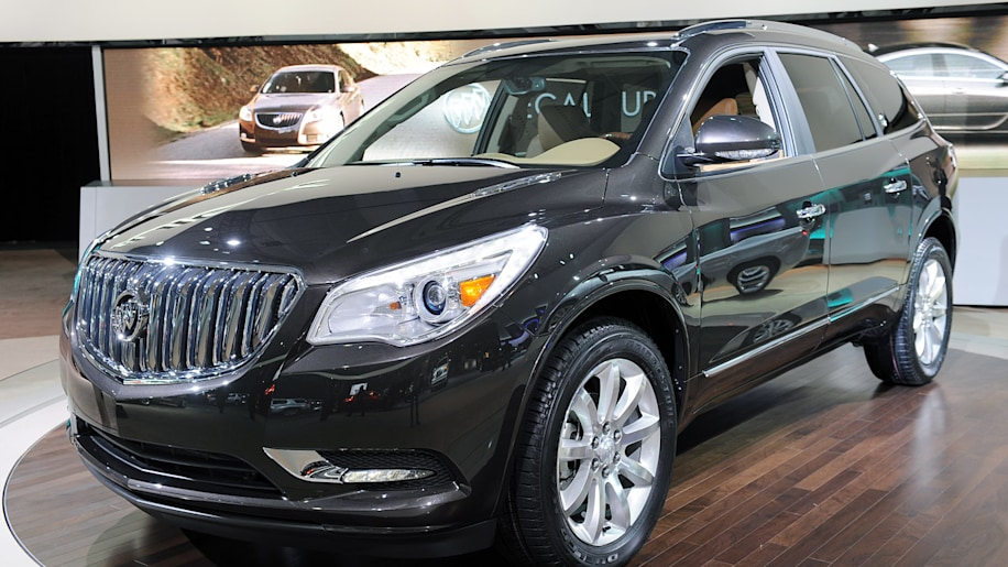 enclave car 2013 buick enclave does a slightly different song and dance autoblog