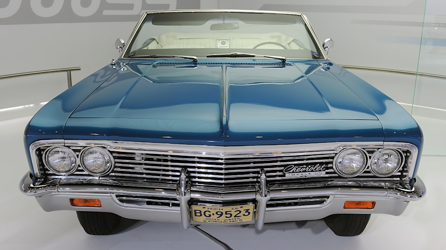 1966 chevrolet impala ss 427 convertible new york 2012. Black Bedroom Furniture Sets. Home Design Ideas