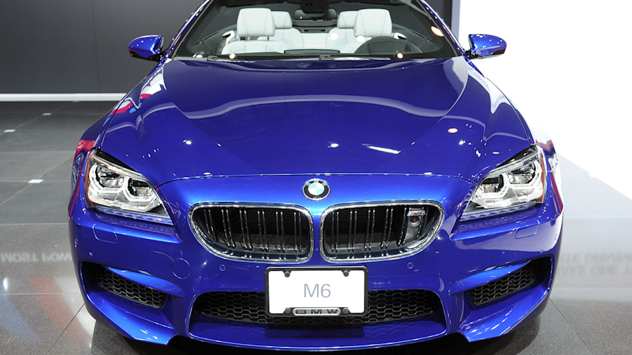 2016 bmw m6 pricing for sale edmunds autos post. Black Bedroom Furniture Sets. Home Design Ideas