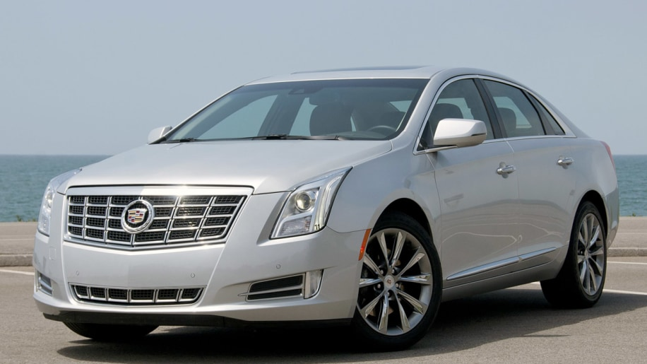2013 Cadillac XTS: First Drive Photo Gallery - Autoblog