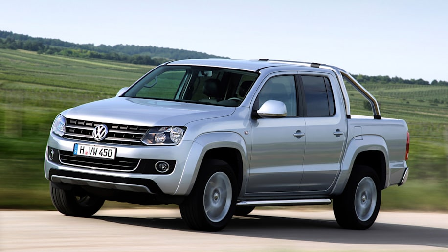 Volkswagen Seriously Considering Amarok Pickup For Canada
