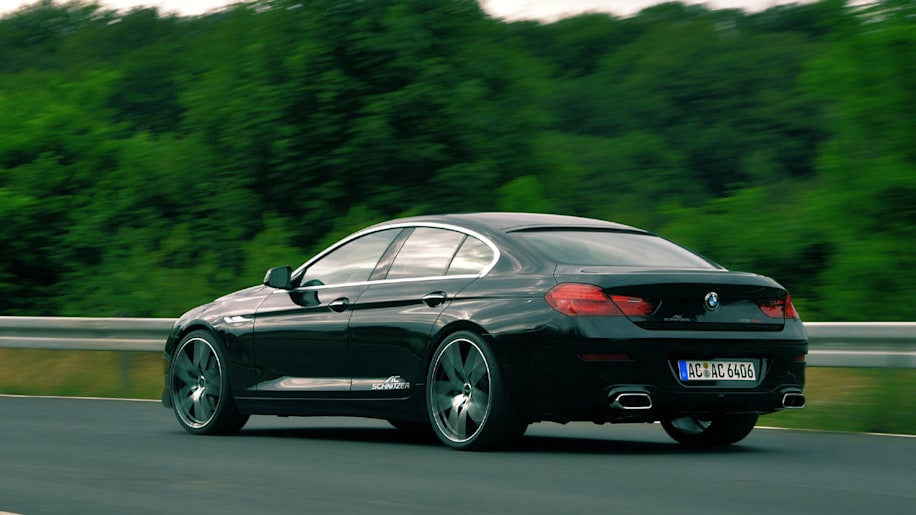 new bmw 6 series gran coupe by ac schnitzer auto design tech. Black Bedroom Furniture Sets. Home Design Ideas