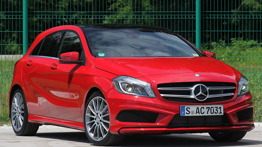 2012 mercedes benz a class first drive photo gallery autoblog. Black Bedroom Furniture Sets. Home Design Ideas