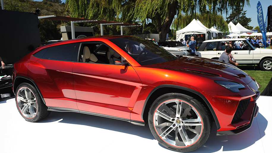 Lamborghini Confirms Urus Suv Will Be Its Only Plug In Hybrid