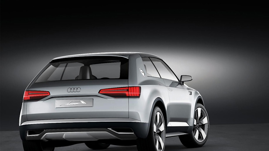 Audi moving ahead with Q1 crossover Autoblog