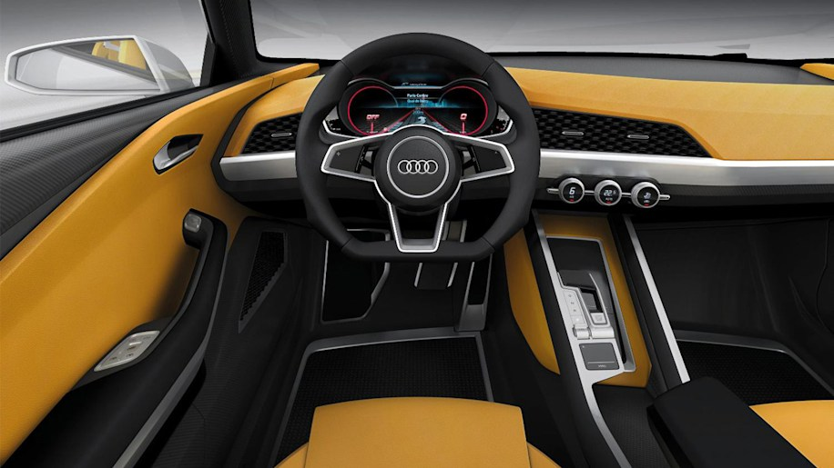audi moving ahead with q1 crossover autoblog. Black Bedroom Furniture Sets. Home Design Ideas
