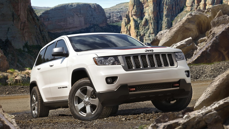 2013 Jeep Grand Cherokee Trailhawk And Wrangler Moab Special