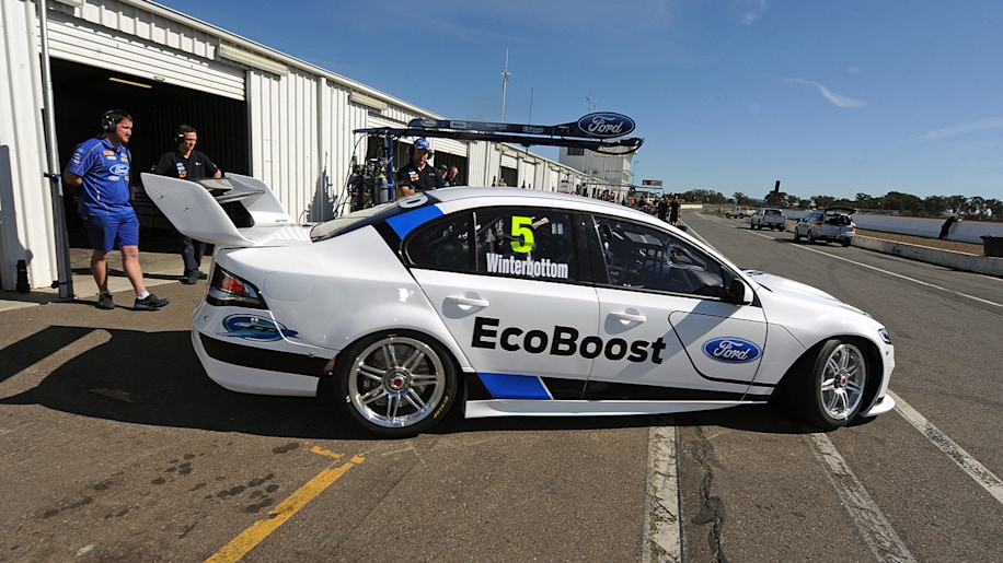 fpr debuts falcon car of the future for v8 supercars. Black Bedroom Furniture Sets. Home Design Ideas