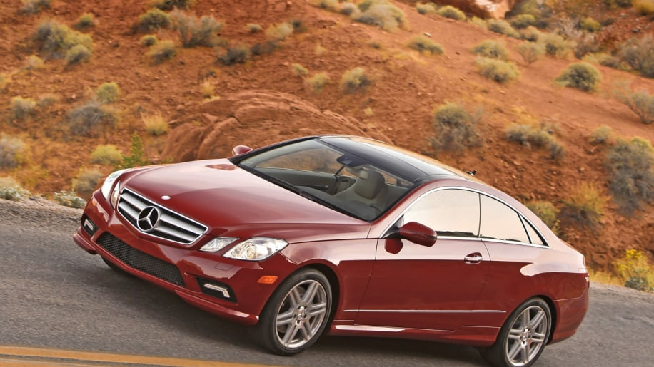 2012 mercedes benz e class coupe recalled for bad curtain for Mercedes benz airbags