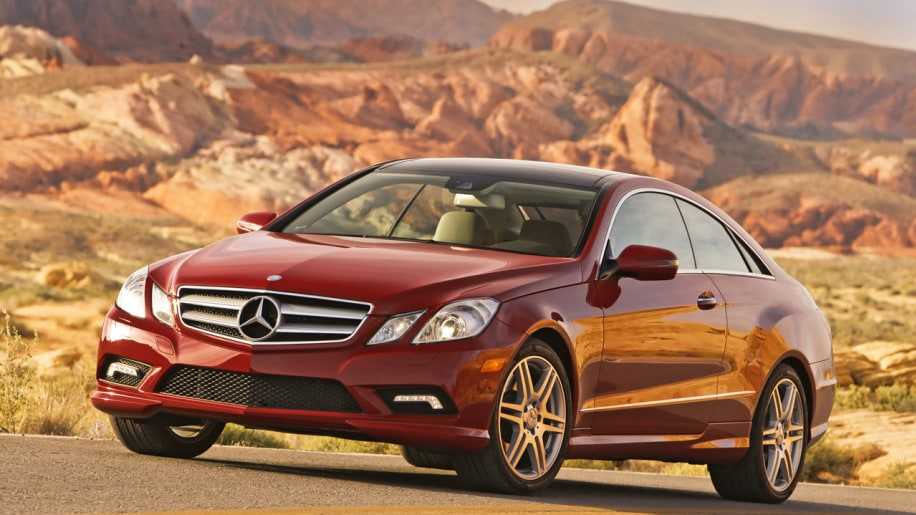 2012 MercedesBenz EClass Coupe recalled for bad curtain airbags