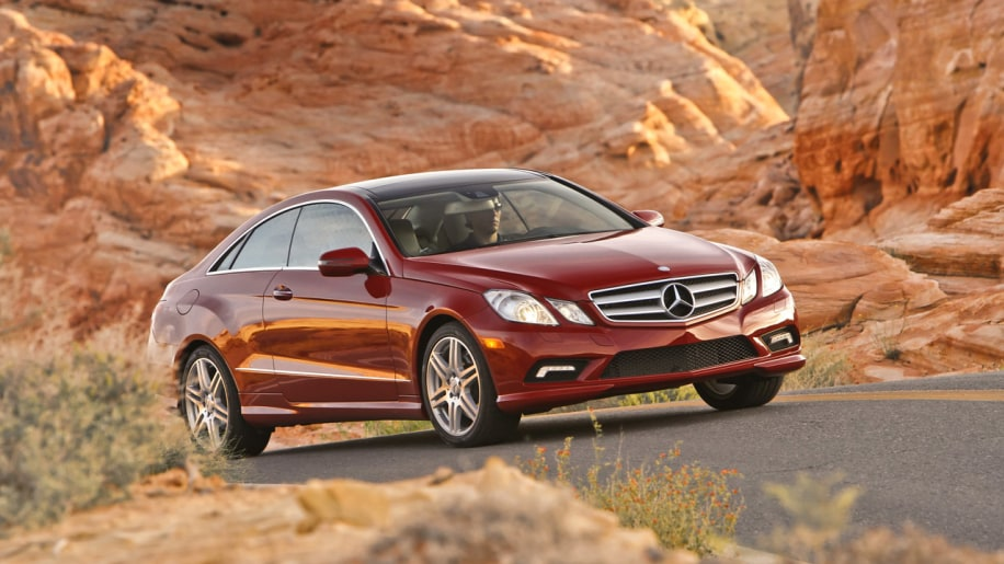 2012 mercedes benz e class coupe recalled for bad curtain for Mercedes benz recall list