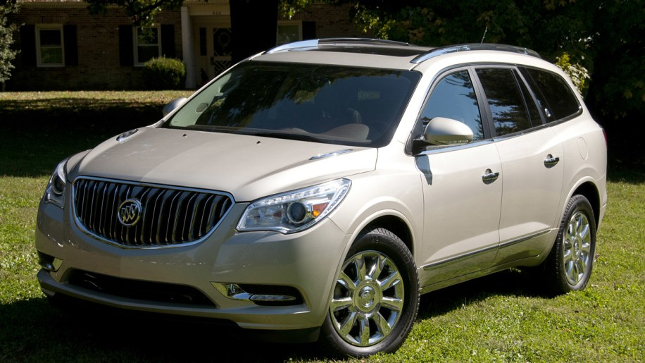 used buick awd mall enclave at leather elmwood auto park detail