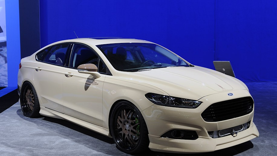 slide-175019 & Sleek new Ford Fusion gets hit with SEMAu0027s ugly stick - Autoblog markmcfarlin.com