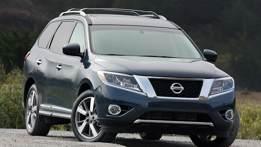 2013 Nissan Pathfinder Drivers Reporting Loss Of Power
