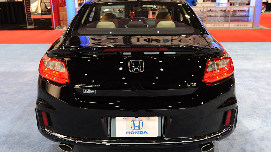 2013 honda accord coupe hfp limited edition autos post. Black Bedroom Furniture Sets. Home Design Ideas