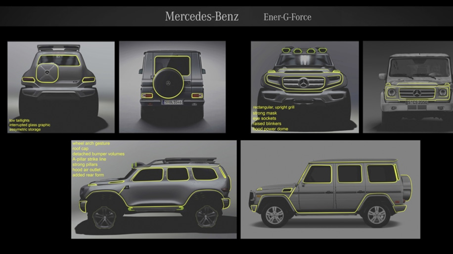 mercedes-benz ener-g-force concept is a g-class for the future