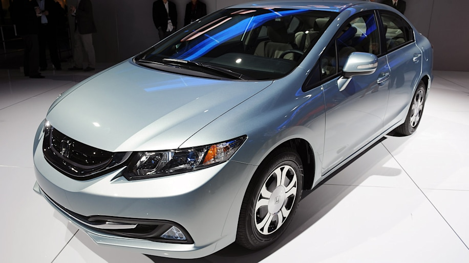 2013 honda civic hybrid la 2012 photo gallery autoblog. Black Bedroom Furniture Sets. Home Design Ideas