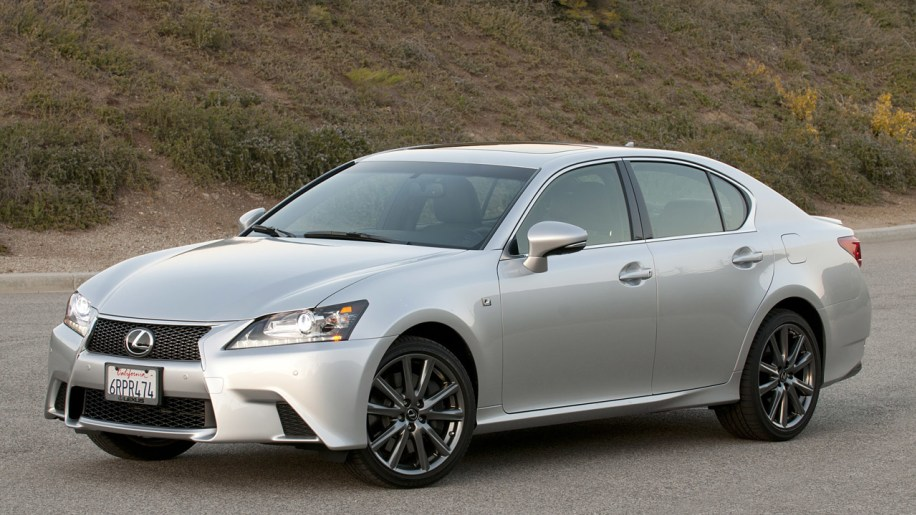 2013 lexus gs 350 f sport autoblog. Black Bedroom Furniture Sets. Home Design Ideas