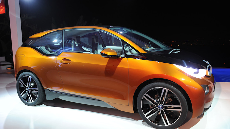 BMW i3 Coupe Concept is the newest in LifeDrive \