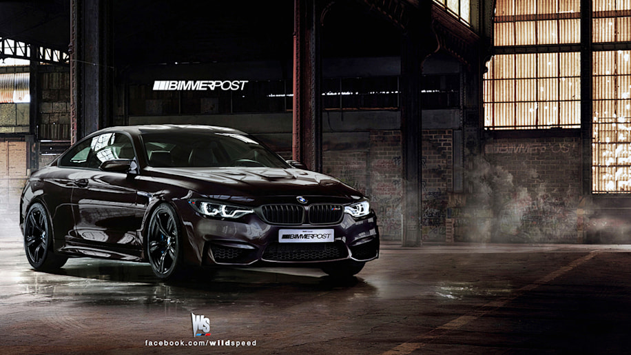The BMW M Might Look This Good Autoblog - Bmw 2014 m4