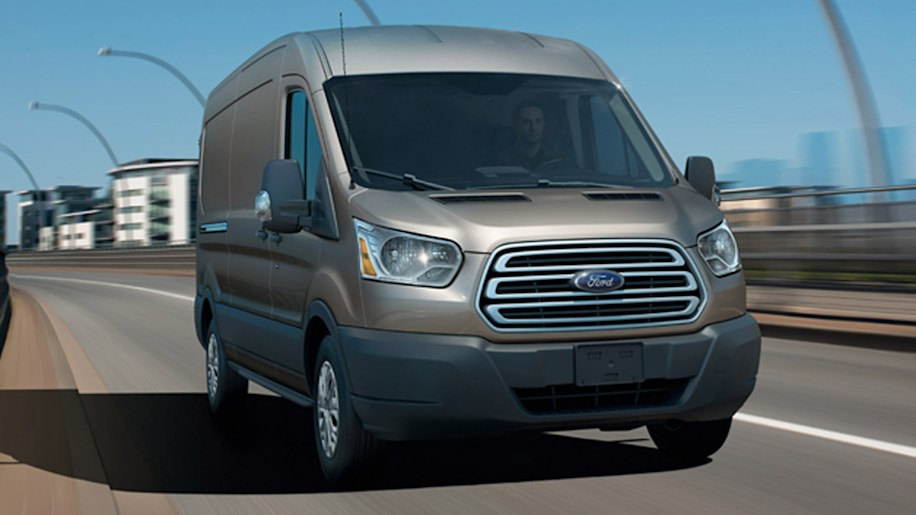 Your official Ford Transit specs are here 29565 to start