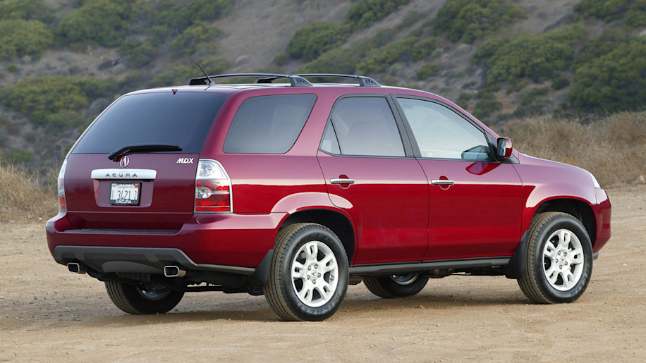 2005 Acura MDX Photo Gallery - Autoblog