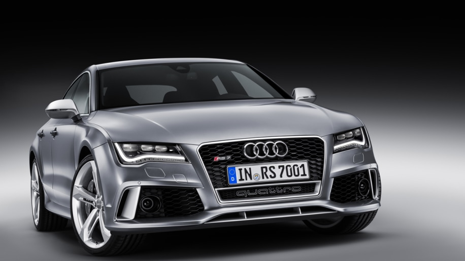 2014 Audi RS7 priced from $104,900* in the US [w/video]