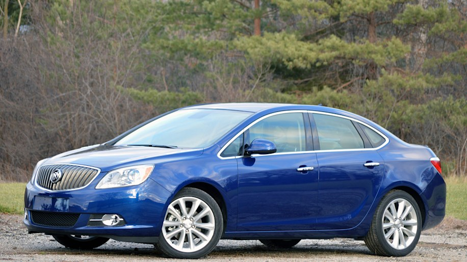 review turbo buick side verano