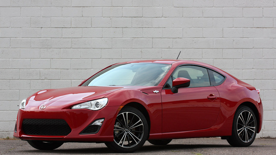 2013 Scion FRS Review  Autoblog