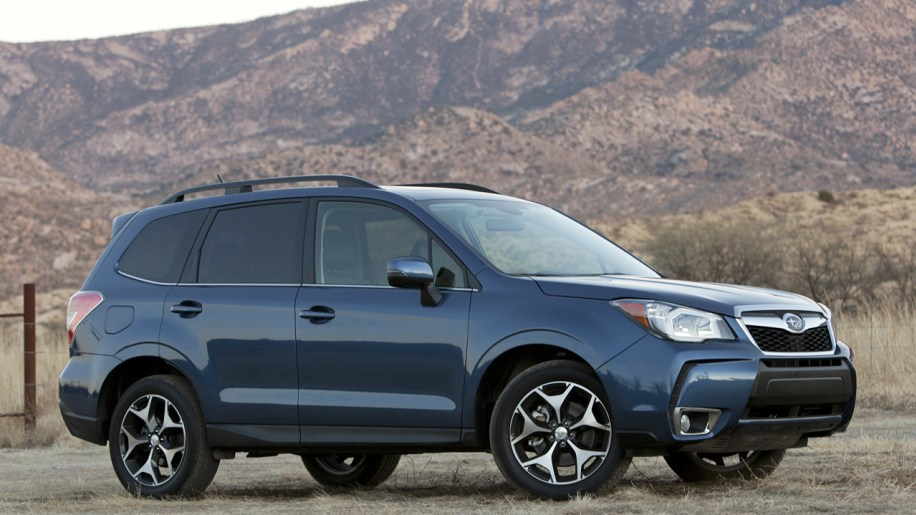 2017 Subaru Forester Gets Nod Of Roval From Consumer Reports