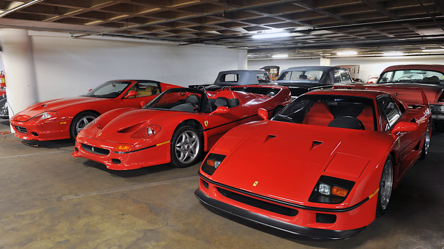Petersen Automotive Museum Vault Photo Gallery Autoblog