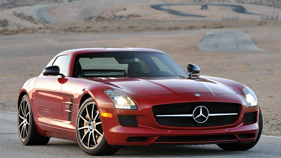 2013 mercedes benz sls amg gt coupe autoblog for Mercedes benz sls amg