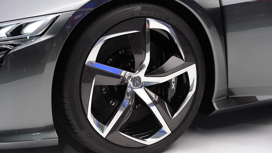 Acura NSX Concept is pretty on the inside, too [w/video ...