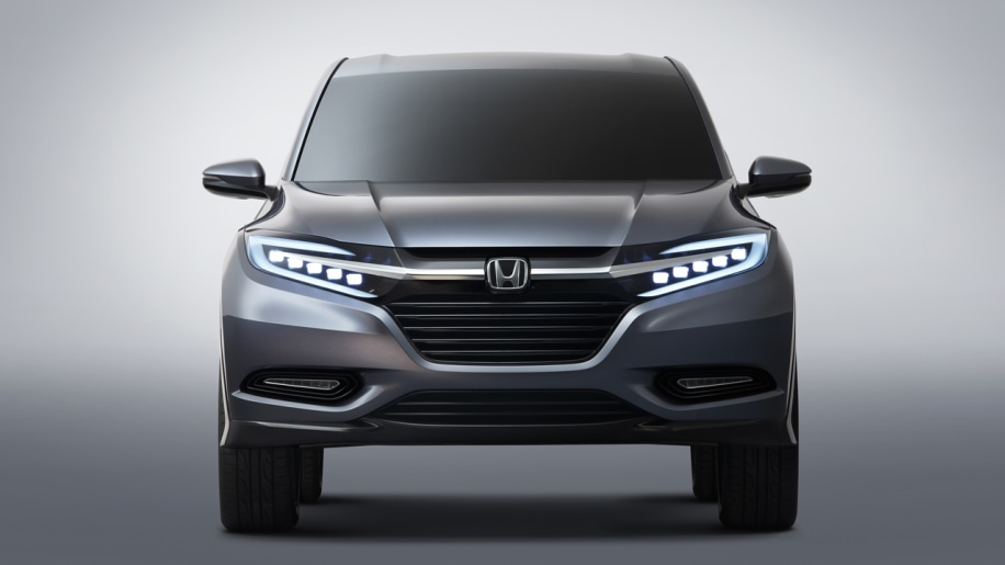 Honda's Fit-based crossover to be called HR-V in US