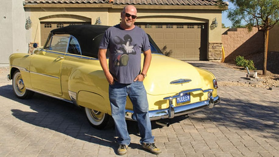 Steve Mcqueen S Last Movie Car Now Pawn Stars Owned Up