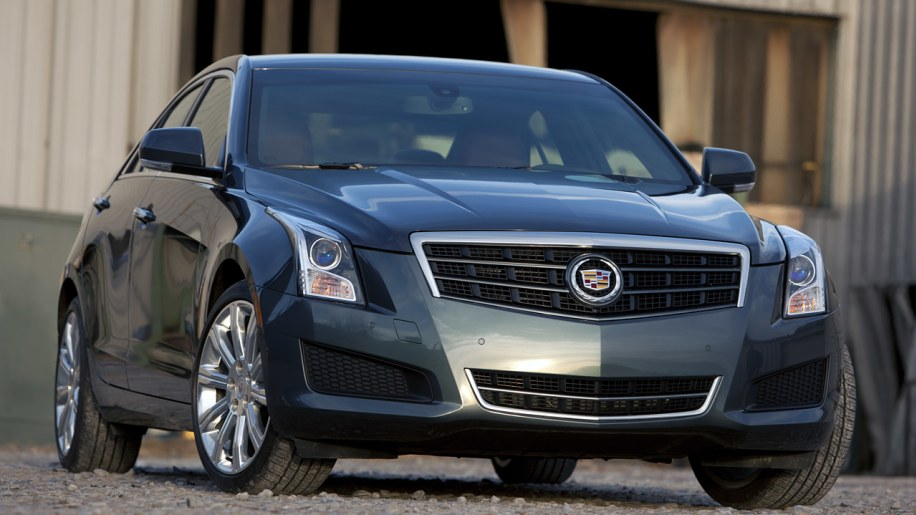 Cadillac ATS failing to command BMW 3 Series-like pricing as hoped