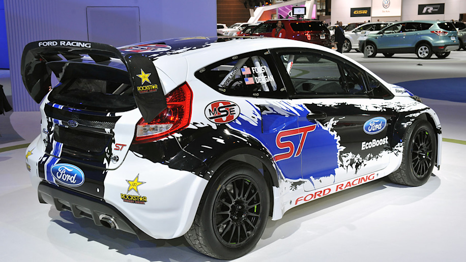 slide-161866 & Ford Fiesta ST GRC Racecar is hungry for podiums in 2013 - Autoblog markmcfarlin.com